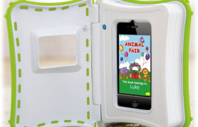 Fisher Price Laugh and Learn Apptivity Storybook Reader