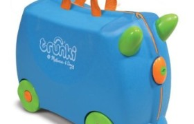Melissa & Doug Trunki Kids Luggage