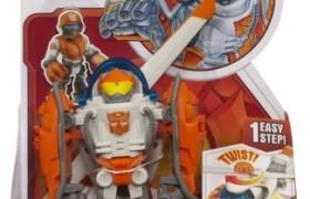 Transformer Rescue Bot