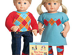 Bitty Twins from American Girl