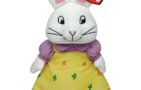 Ty Beanie Babies: Max and Ruby