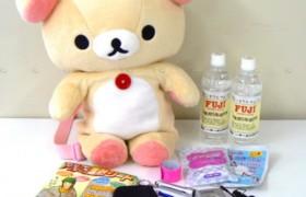 Rirakkuma Bear Earthquake Kit