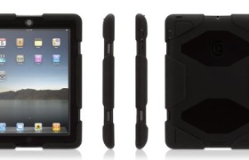 Griffin Survivor Extreme-Duty Military Case for iPad