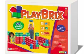 PlayBrix Cardboard Blocks