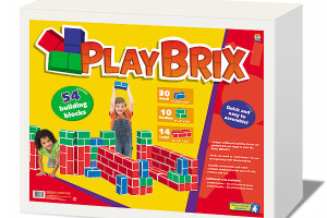 PlayBrix Cardboard Blocks