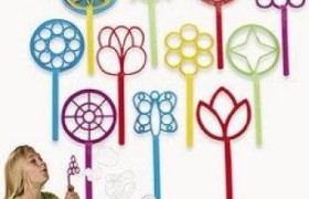 Super Fun Bubble Wand Assortment
