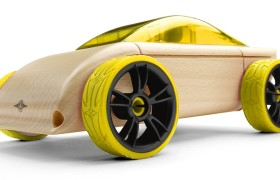 Automoblox: Taking Wooden Cars to Digital Age