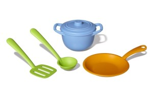 Green Toys Chef Set: Made with Recycled Milk Jugs