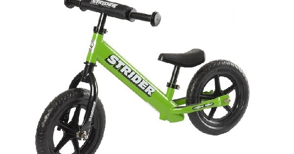 The Strider ST-4 Balance Bike