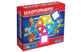 Magformers Magnetic Building Construction Set