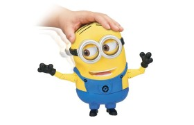 Despicable Me 2: 8-inch Talking Dave Minion Doll