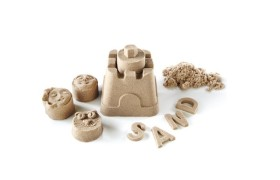 Sand By Brookstone Lets Kids Build Sand Castles at Home