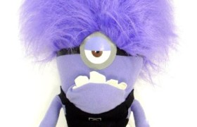 Despicable Me 2: Evil Minion Stuffed Animal