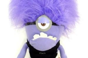 Despicable Me 2: Evil Minion Stuffed Animal