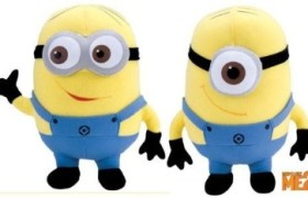 Despicable Me 2: Dave and Stuart Minion Plush Dolls