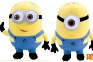 Despicable Me 2: Dave and Stuart Minion Plush Dolls