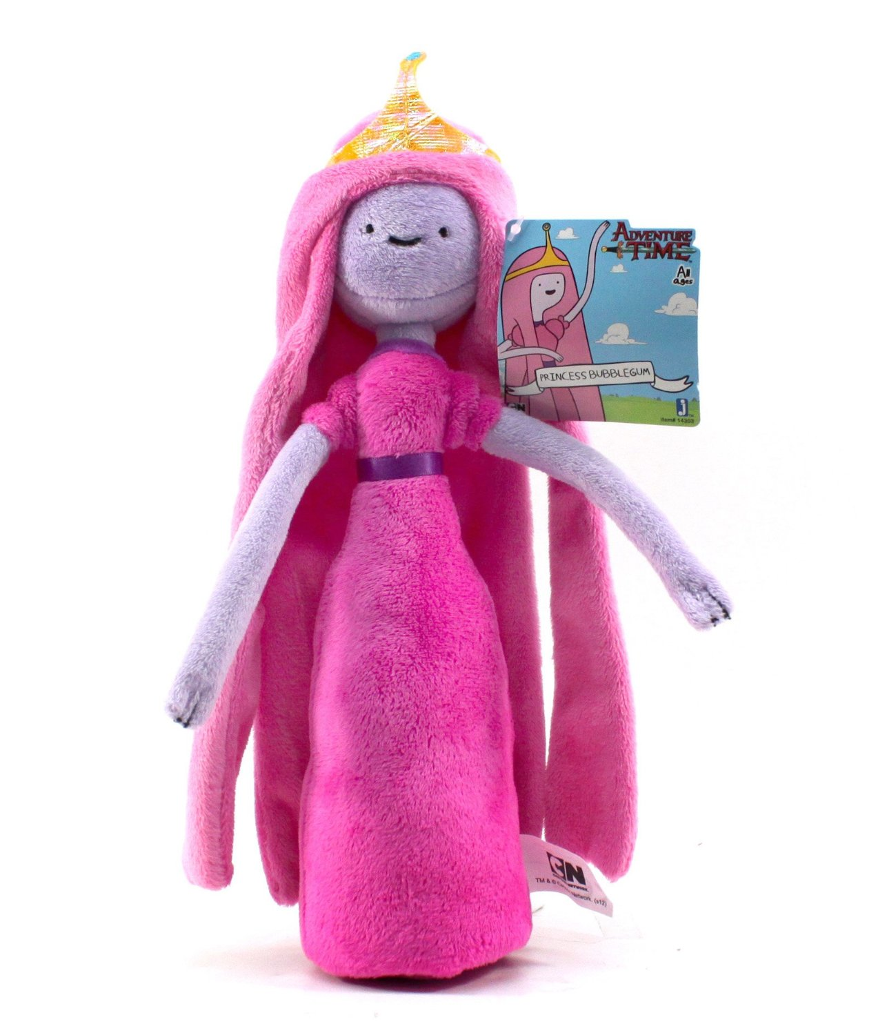 Adventure Time Princess Bubblegum plush doll
