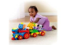 Disney Baby Amazing Animals Sing-Along Choo-Choo Toy Train