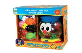 Learn with Me – Color Fun Fish Bowl