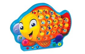 Touch & Learn Series – Alphabet Fish
