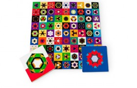 Kaleidograph Pattern Design Toy