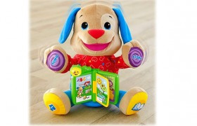 Laugh & Learn Singin' Storytime Puppy