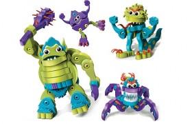 Ogre & Monsters Foam Construction Set
