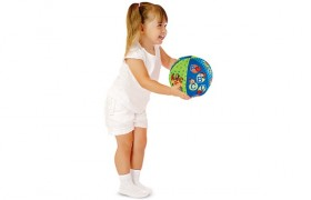 2 in 1 Talking Ball Learning Toy