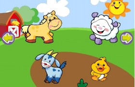 Fisher Price Animal Sounds for Baby Android App