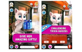 Talking Angela Android App