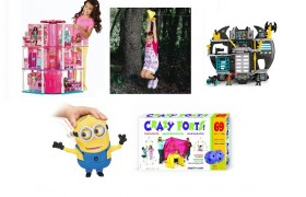 Top Toys For Christmas 2013