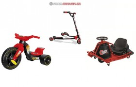 Top Toys On Wheels For 2013