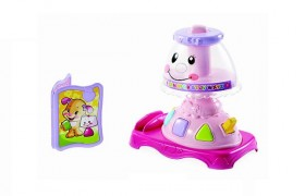 Fisher Price Pretty Learning Lamp