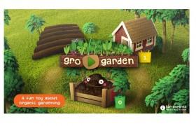 Gro Garden iPad App