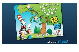 I Can Name 50 Trees Today! iOS App