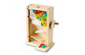 Red Toolbox Junior Candy Maze