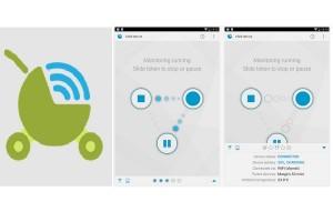 Dormi Baby Monitor Android App