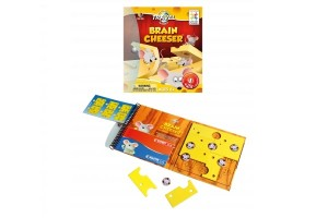 Brain Cheeser Puzzle Game