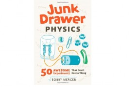 Junk Drawer Physics Book of Experiments