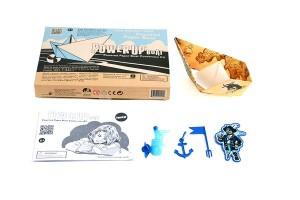 PowerUp Paper Boat Conversion Kit