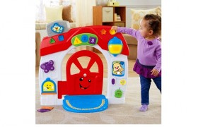 Laugh & Learn Smart Stages Home