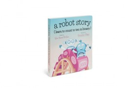 Robot Story Book