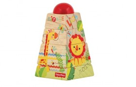 Fisher Price My First Pyramid Puzzle