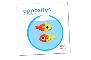 TouchThinkLearn – Opposites Book