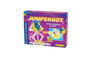 Jumperbot Jumping Machine Building Kit