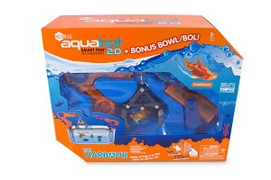 Hexbug Lighted Aquabot 2.0 The Harbour Playset