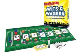 Wits and Wagers Board Game