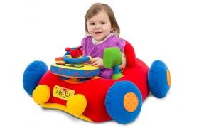 Beep-Beep & Play Toy Vehicle