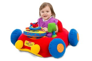 Beep-Beep & Play Toy Vehicle