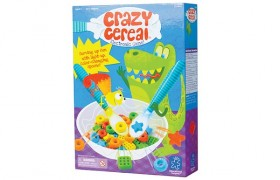 Crazy Cereal Electronic Game